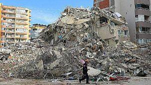 İzmir depreminde hasar yaklaşık 2 milyar lira