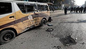 Kabil'de roketli saldırı: Ölü ve yaralılar var