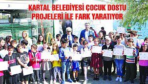Kartal Belediyesi Kreş Sayısı ile Türkiye Öncüsü