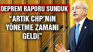 """Kılıçdaroğlu: """"Muhalefet Deprem Uyarısı Yaptı!"""""""