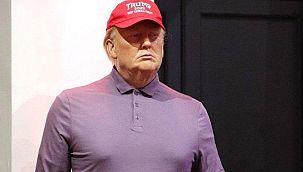 Madame Tussauds müzesi Trump'ın kıyafetini değiştirdi