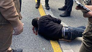 Metrobüs yayaya çarptı: 6 yaralı