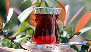 Pandemide çay tüketimi arttı