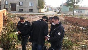Polisten kaçan gence ceza yağdı