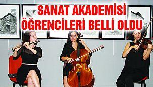Sanat Akademisi Müzik Bölümü'nde
