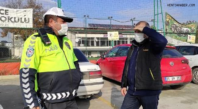 Solmuş Türk bayrağı cezası