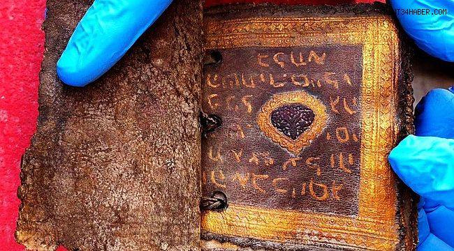 3 bin 500 yıllık Tevrat ele geçirildi