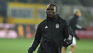 Aboubakar, Sivasspor maçında yok
