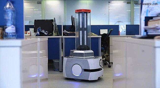 Akademisyenler, yoğun bakım robot hemşiresi geliştirdi