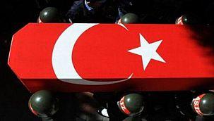 Ankara'da bir Asker Şehit!
