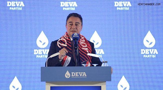 Babacan'dan Erdoğan'a: Anlıyoruz ki artık şuur falan da kalmamış…