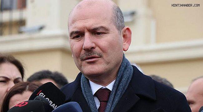 Bakan Soylu'dan İmamoğlu'na suikast girişimiyle ilgili açıklama