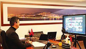 Başkan Yüksel, TBB'nin Düzenlediği Konferansta Konuştu