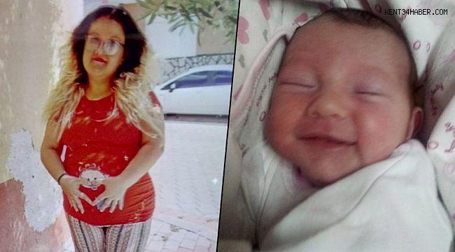 Doğuma 10 gün kala coronaya yakalandı