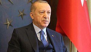 Erdoğan'dan ABD'nin yaptırım kararına tepki