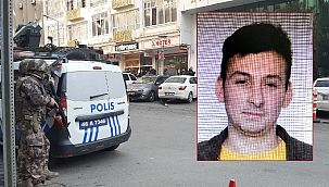 Kahramanmaraş'ta bir polis şehit oldu