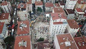 Kartal'da çöken binaya ikinci dava açıldı