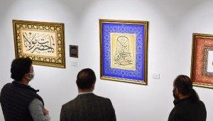 Mevleviliğin Hat Sanatına Yansımaları Sergisi Beyoğlu'nda açıldı