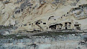 Tunceli'deki kaya odalar turizme kazandırılıyor