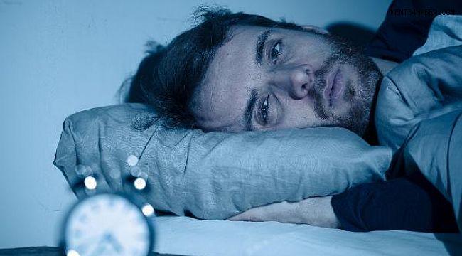 """""""Uyku problemi yaşayanlarda Alzheimer riskine dikkat"""""""