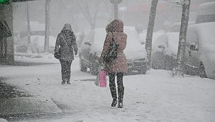Yeni hafta için kar uyarıları