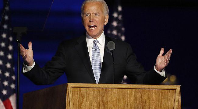 Biden, ABD'nin Yeni Başkanı