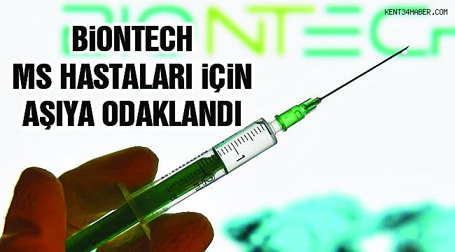 BioNTech, MS Hastaları İçin de Kolları Sıvadı