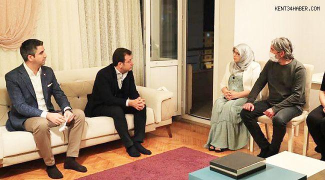 CHP'li Başkanlardan Taziye Ziyareti