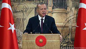 Corona aşısı olan Erdoğan'dan 'yan etki' açıklaması