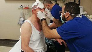 Davutoğlu'nun yardımcısı'na saldırı