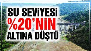 İstanbul'da Barajlar Alarm Veriyor!