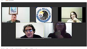 Kartal Belediyesi'nden Engelli Hakları ile İlgili Online Panel