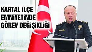 Kartal Emniyet Müdürü Müslüm Kahraman görevden alındı