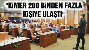 """""""KİMER 200 Binden Fazla Kişiye Ulaştı"""""""