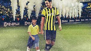 Mesut Özil'den flaş paylaşım