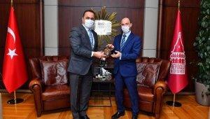 Belçika Başkonsolosu Dickschen'den Türkiye'nin sağlık sistemine övgü
