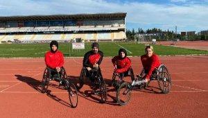 Engelli sporcular Dubai yolcusu