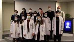 Hekimliğin İlk Adımı Atıldı; Öğrenciler Beyaz Önlüklerini Giydi