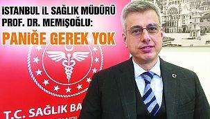İstanbul'daki Mutasyonlu Virüs Vakalarıyla İlgili Açıklama