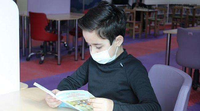 İstanbul'da Çocuk Kütüphanesi Açıldı