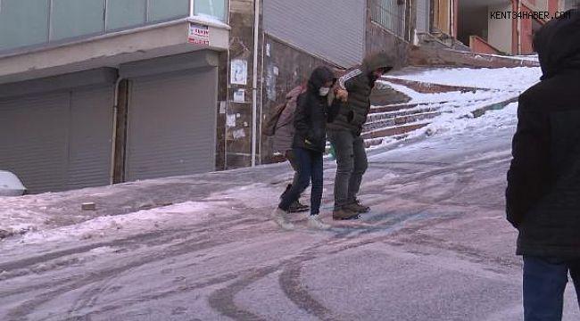 Karlı Havalarda Kırık Vakaları Arttı!