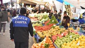 Tuzla'da Pazar Denetimleri Devam Ediyor
