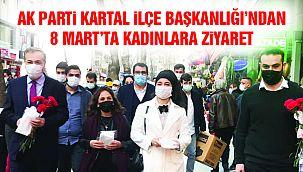 AK Parti Kartal Teşkilatı Sahaya İndi