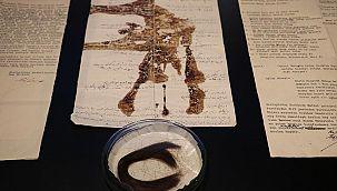 Askıda kalan yüz yıllık kanlı aşk mektubu