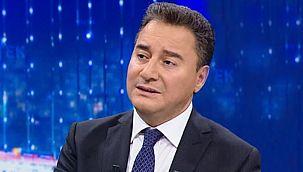 Babacan'dan hükümete hukuk eleştirisi