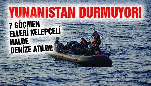 """Bakan Soylu: """"Yunanistan Yedi Göçmeni Ölüme Attı!"""""""