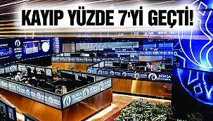 Borsa İstanbul'da İşlemler İkinci Kez Durdu