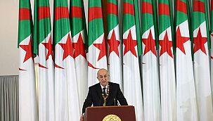 Cezayir erken seçime gidiyor