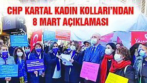 CHP'li Karababa Kartal'dan Kadınlara Seslendi