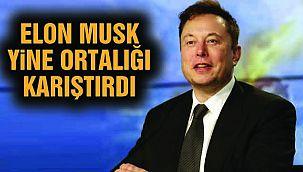 Elon Musk Tweet Attı Yine Ortalık Karıştı!